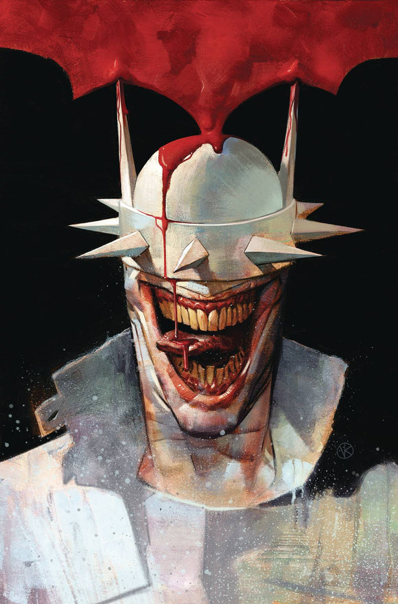 Batman Who Laughs (2018) #5 (VARIANT)