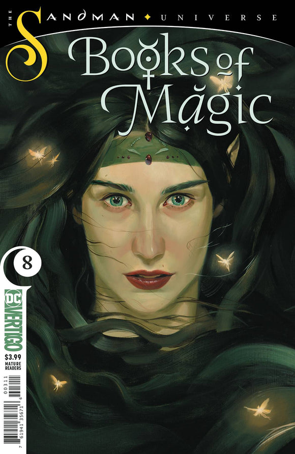 Books of Magic (2018) #8