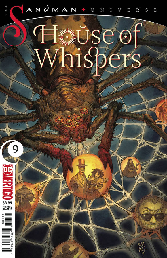 House of Whispers (2018) #9