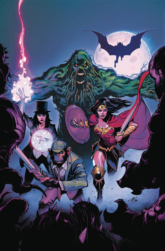 Justice League Dark (2018) #11