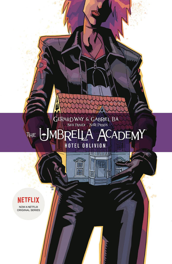 UMBRELLA ACADEMY TP VOL 03 HOTEL OBLIVION