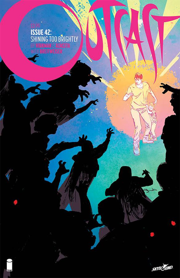Outcast by Kirkman & Azaceta (2014) #42