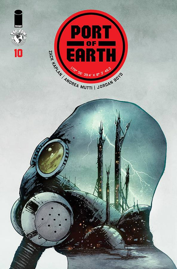 Port of Earth (2017) #10