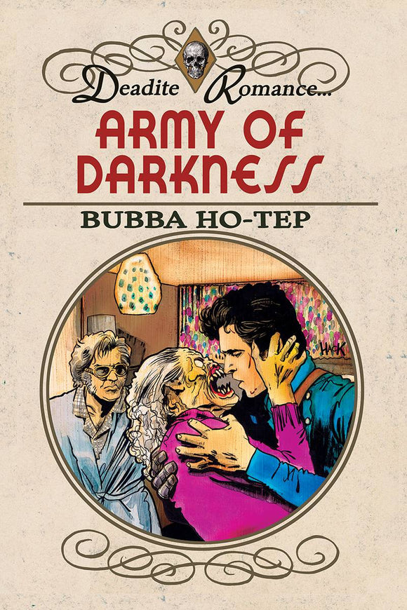 Army of Darkness Bubba Hotep (2019) #4 (1:20 HACK VIRGIN INCV)