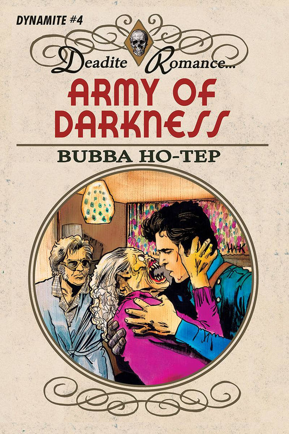 Army of Darkness Bubba Hotep (2019) #4 (COVER C HACK)