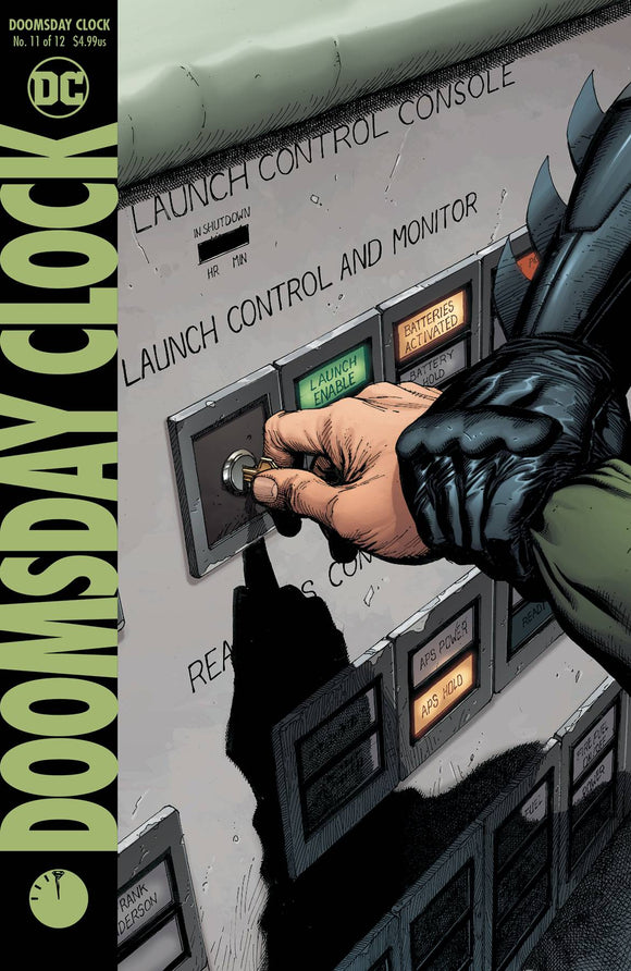 Doomsday Clock (2017) #11