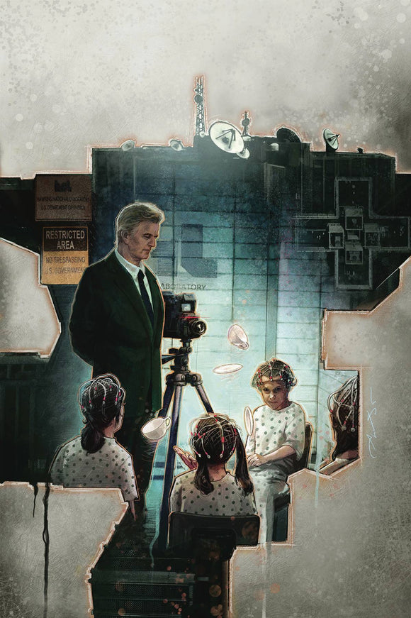 Stranger Things Six (2019) #2 (COVER A BRICLOT)