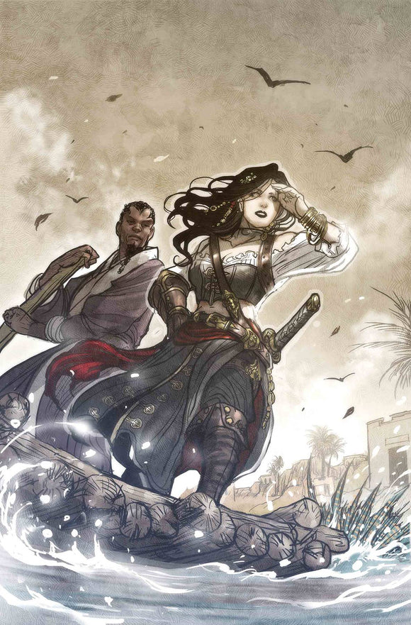 Age of Conan Belit (2019) #4