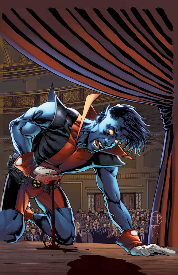 Age of X-Man Amazing Nightcrawler (2019) #5