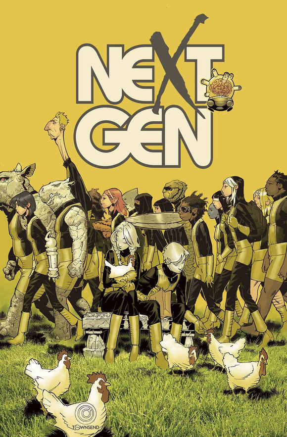 Age of X-Man Nextgen (2019) #5