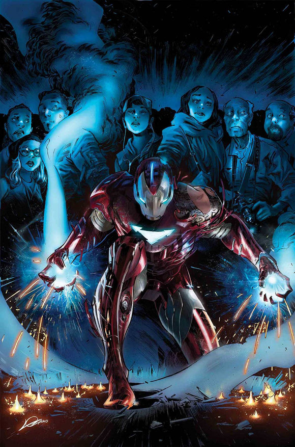 Tony Stark Iron Man (2018) #13