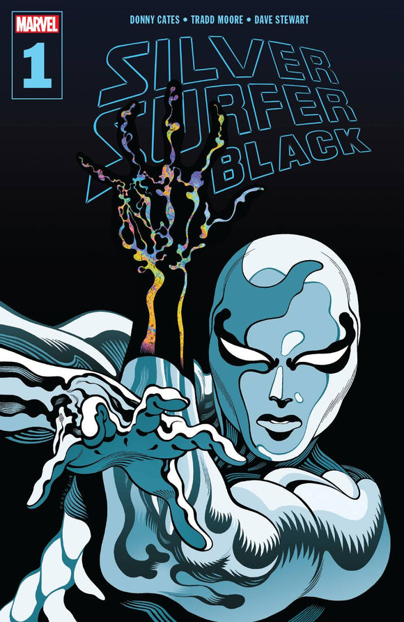 Silver Surfer Black (2019) #1