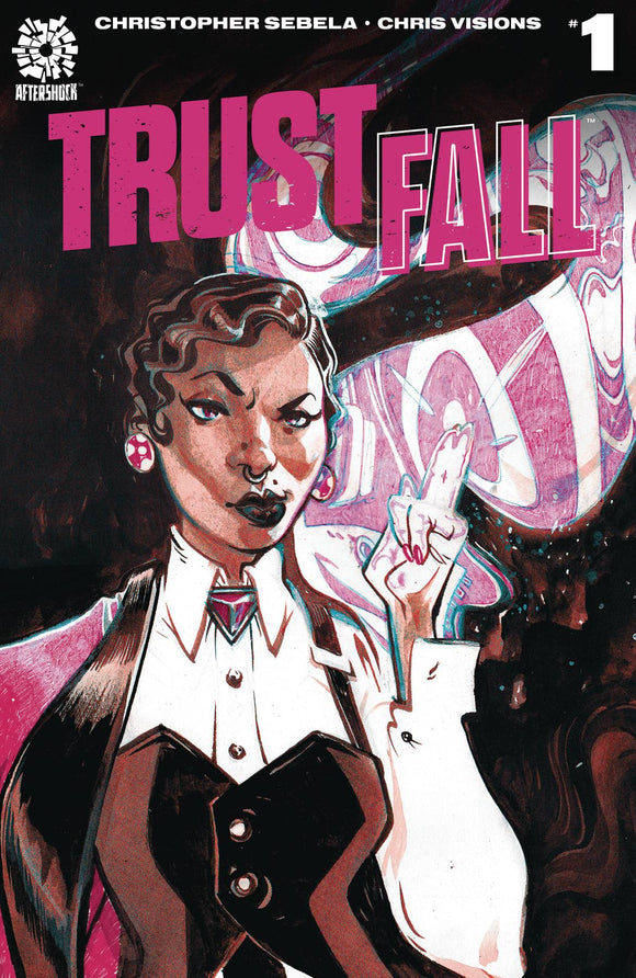 Trust Fall (2019) #1 (COVER A VISIONS)