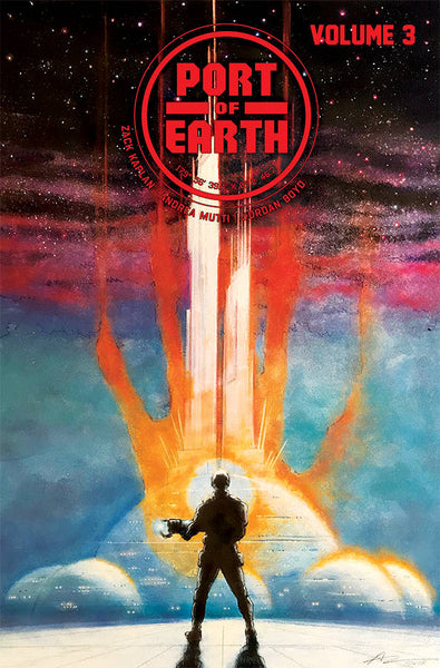 Port of Earth TP Volume 3