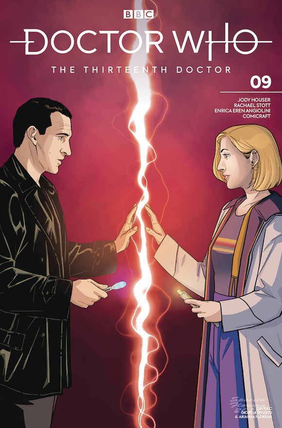 Doctor Who 13th (2018) #9 (COVER C 9TH DOCTOR)