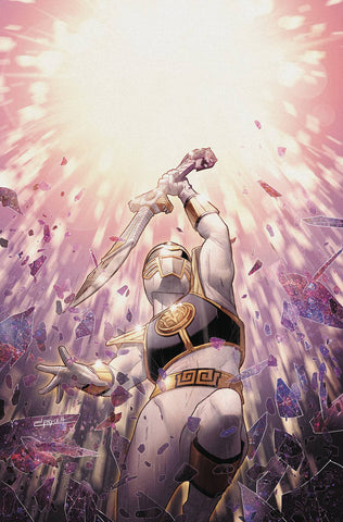 Mighty Morphin Power Rangers (2016) #40 (MAIN)