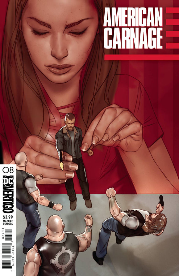 American Carnage (2018) #8