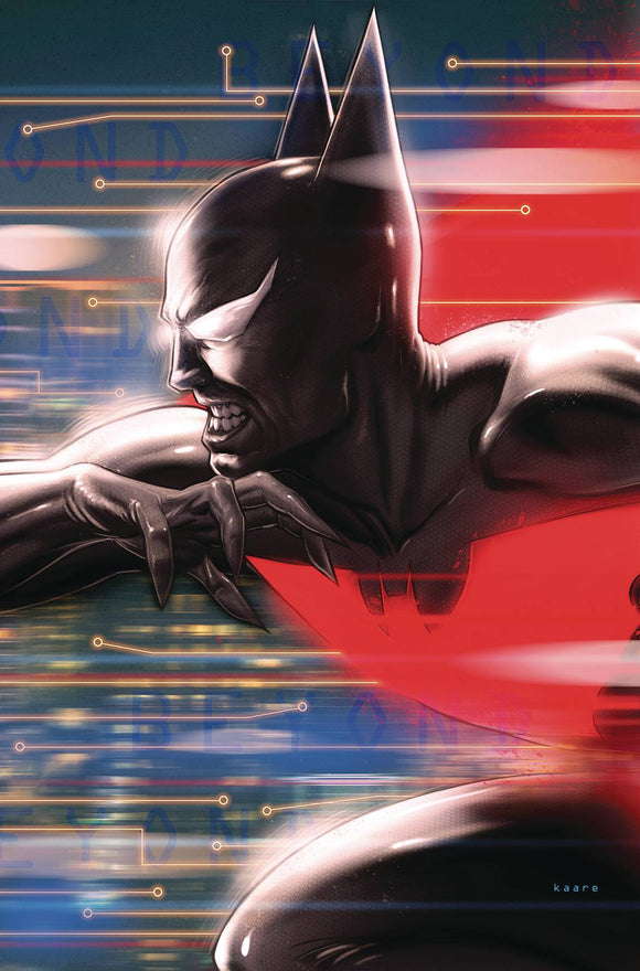Batman Beyond (2016) #33 (VAR ED)