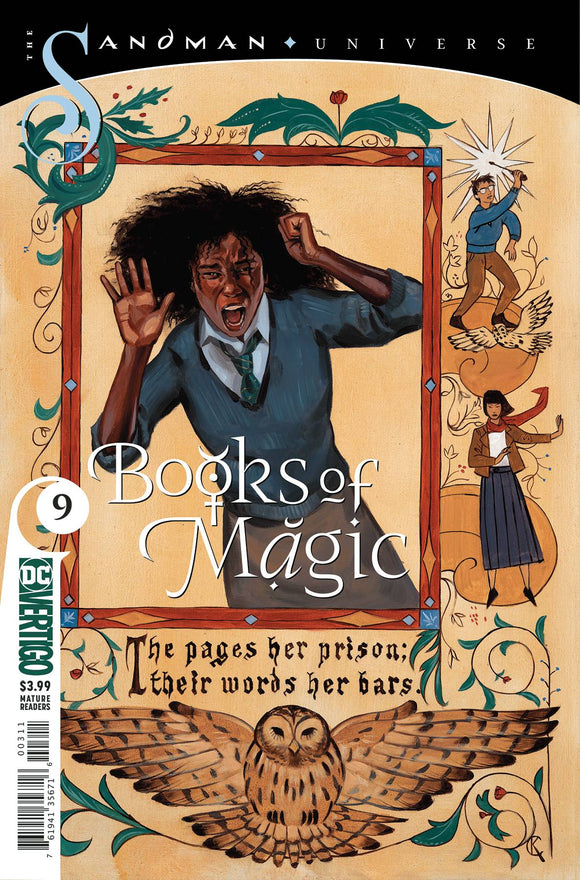 Books of Magic (2018) #9