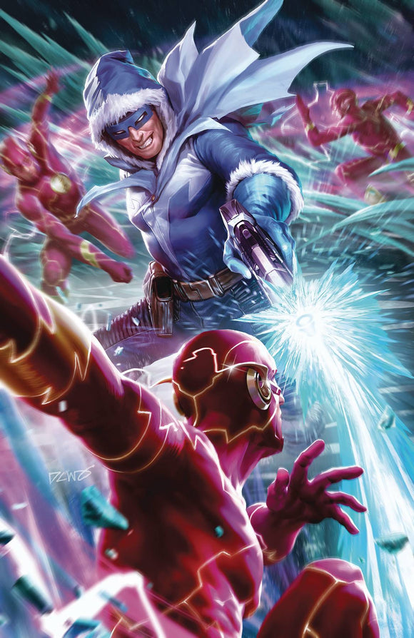 Flash (2016) #72 (VAR ED)