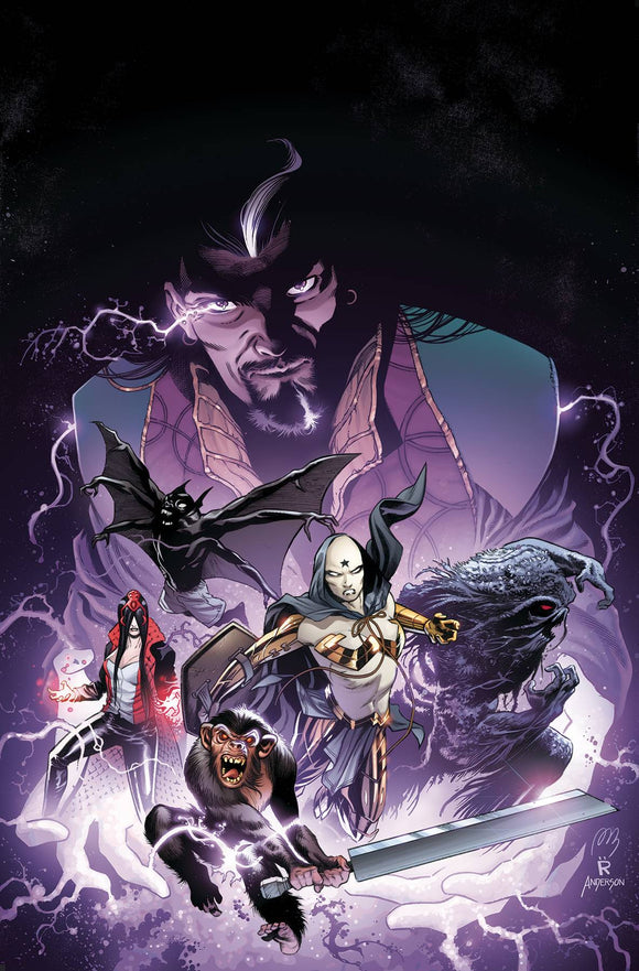 Justice League Dark (2018) #12