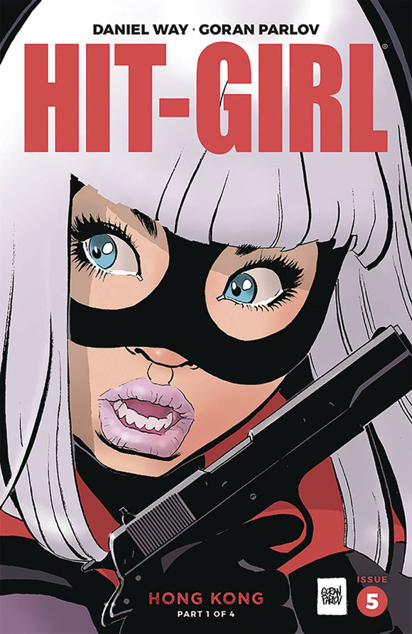 Hit-Girl Season Two (2019) #5 (COVER A PARLOV)