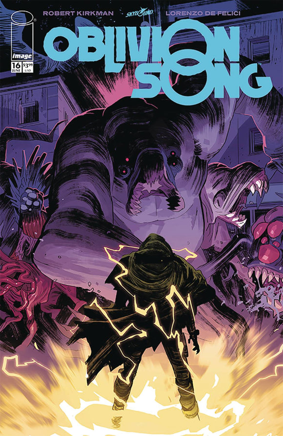 Oblivion Song by Kirkman & De Felici (2018) #16