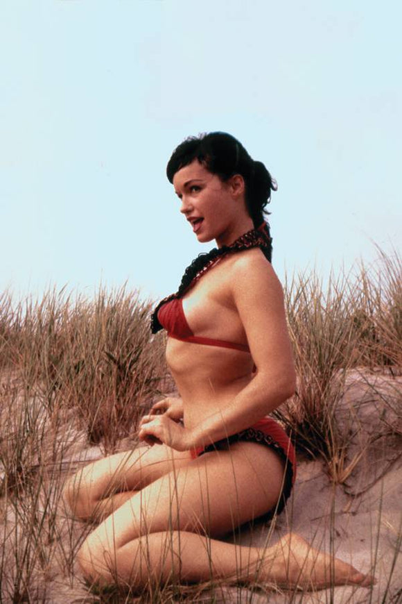 Bettie Page Unbound (2019) #3 (1:10 PHOTO VIRGIN VARIANT)