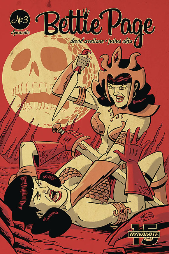 Bettie Page Unbound (2019) #3 (COVER B CHANTLER)