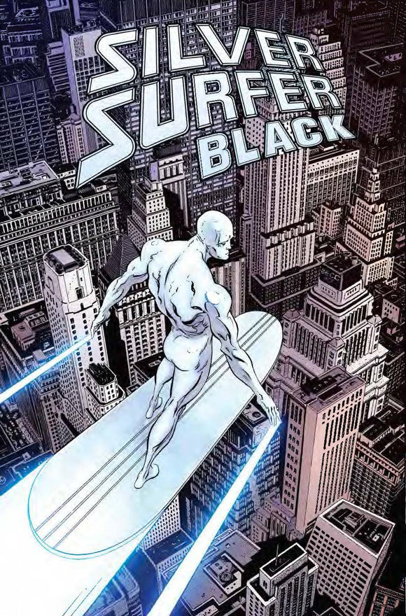 Silver Surfer Black (2019) #1 (1:100 ZECK HIDDEN GEM VAR)