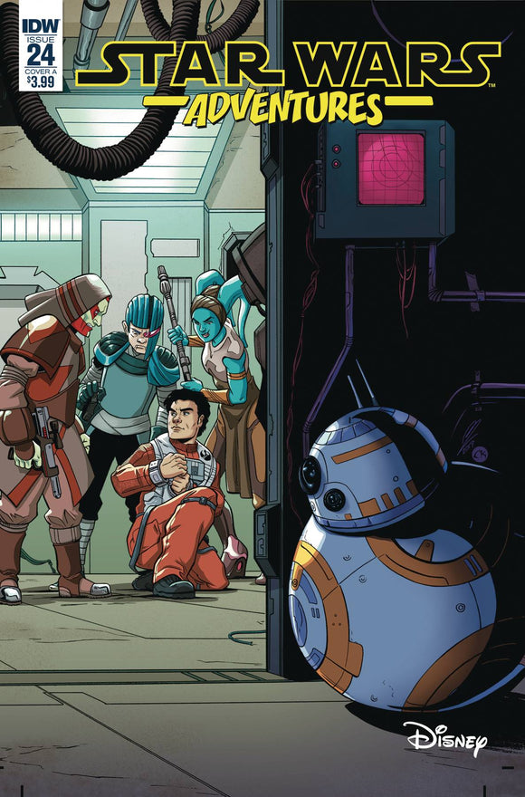 Star Wars Adventures (2017) #24 (CVR A LEVENS)