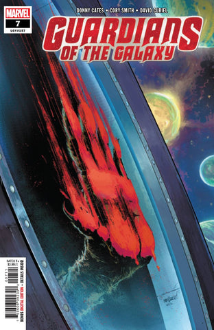 Guardians of the Galaxy (2019) #7
