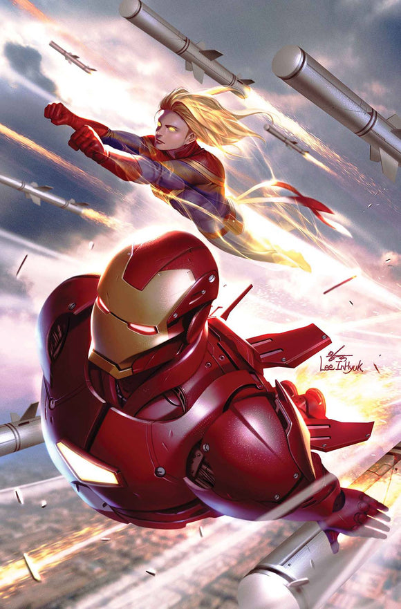 Tony Stark Iron Man (2018) #14