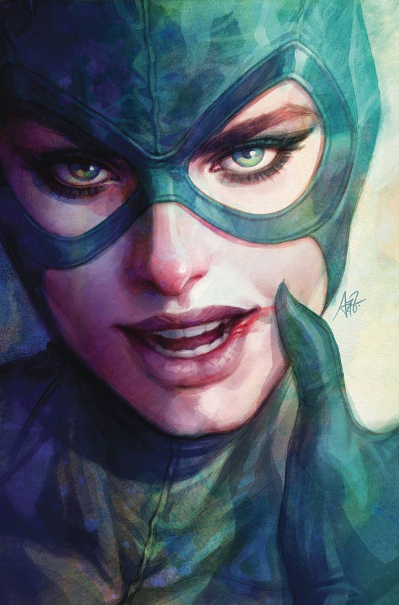 Catwoman (2018) #13 (CARD STOCK VAR ED YOTV THE OFFER)