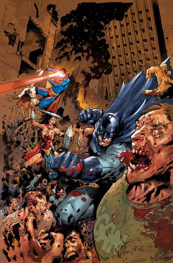 DCeased (2019) #3 (CARD STOCK VAR ED)