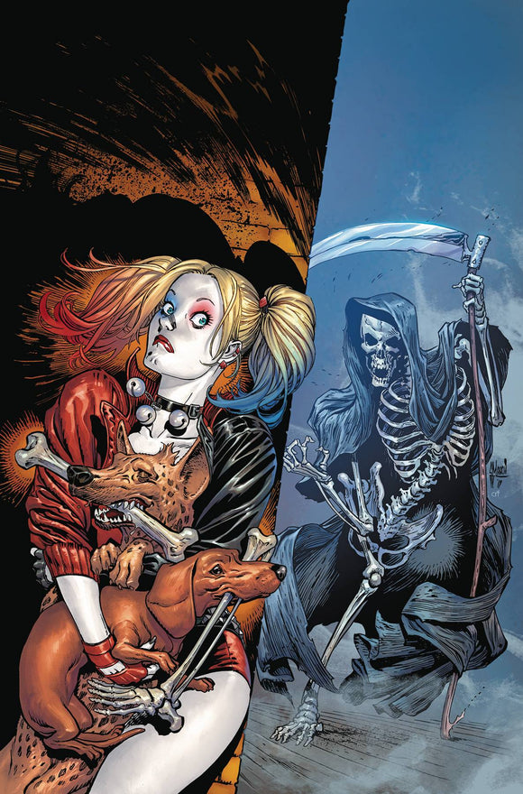 Harley Quinn (2016) #63 (YOTV THE OFFER)
