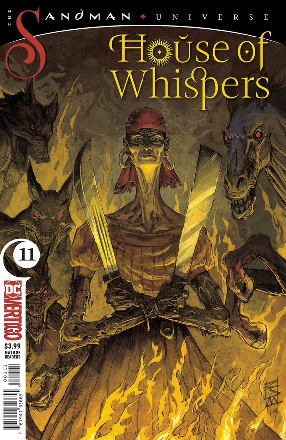 House of Whispers (2018) #11