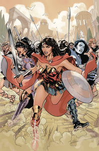 Wonder Woman (2016) #75 (YOTV THE OFFER)
