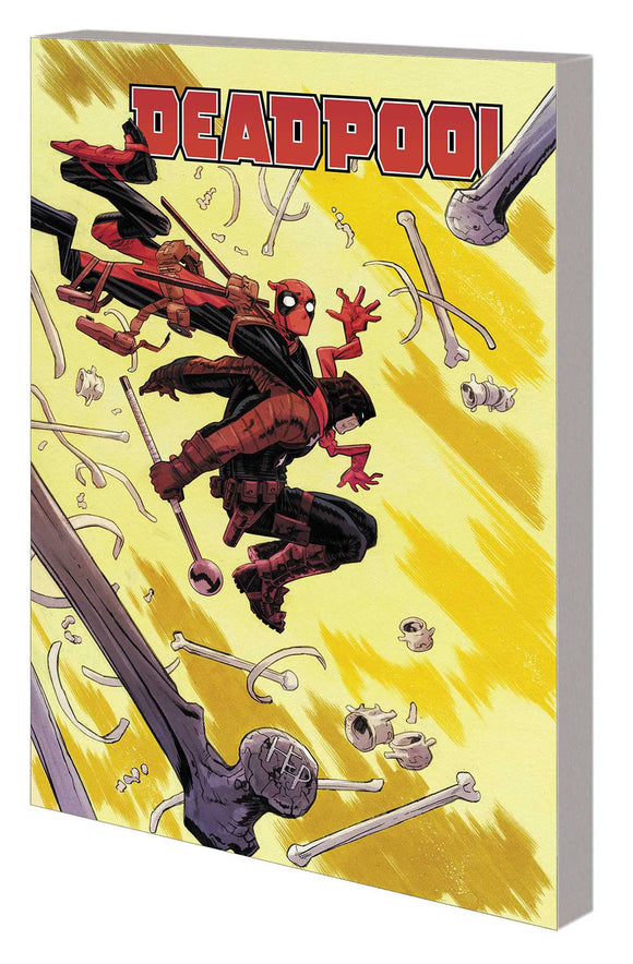 Deadpool Skottie Young TP Volume 2 Good Night
