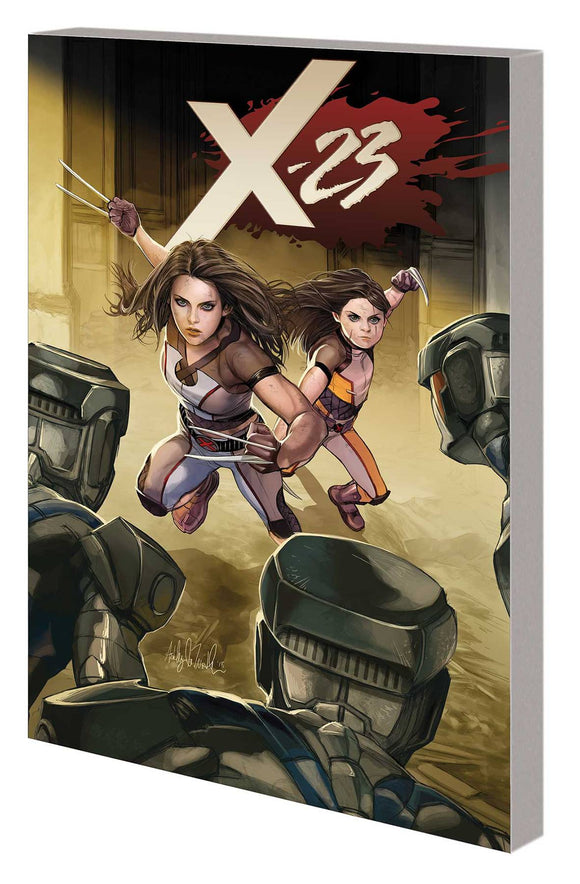 X-23 TP Volume 2 (X-ASSASSIN)