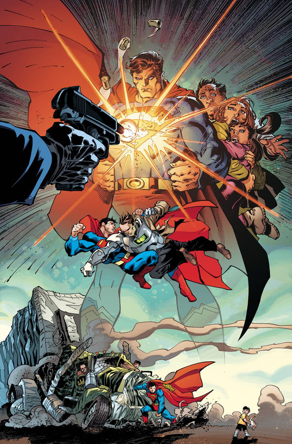 Superman Up in the Sky (2019) #1