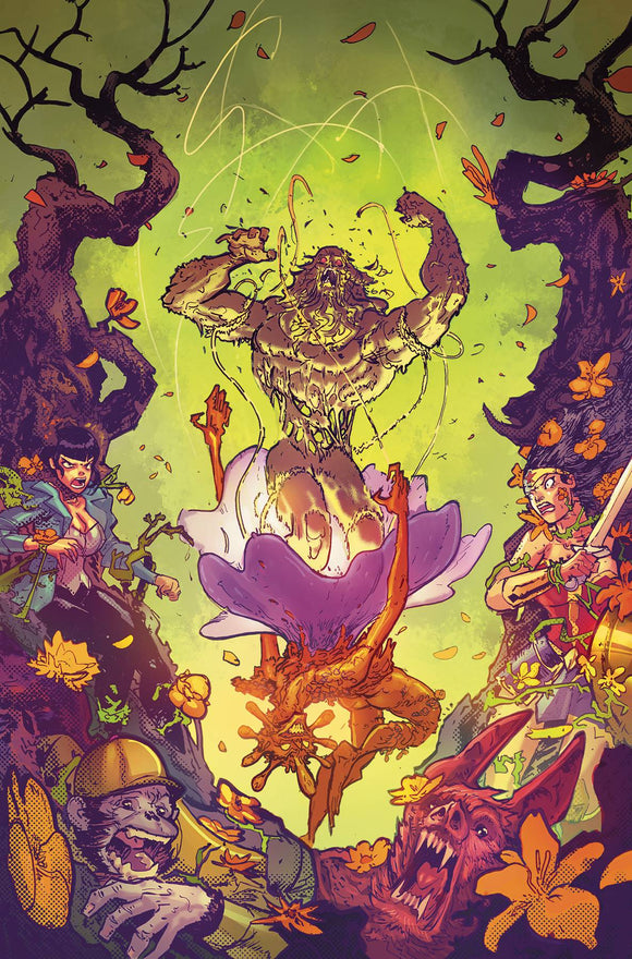 Justice League Dark Annual (2019) #1