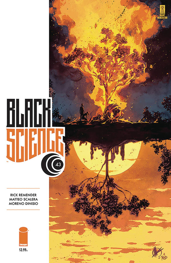 Black Science (2013) #43 (CVR A SCALERA)