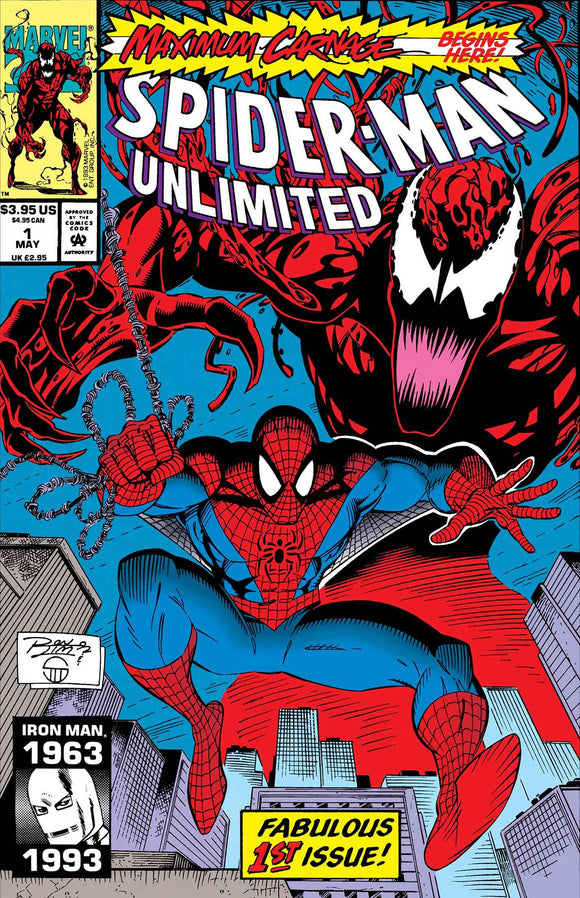 TRUE BELIEVERS ABSOLUTE CARNAGE MAXIMUM CARNAGE #1