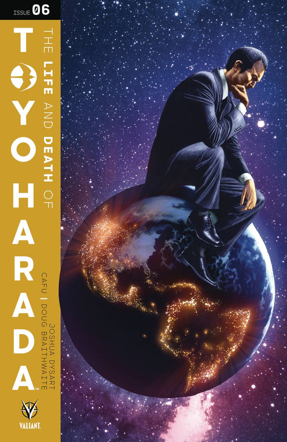 Life and Death of Toyo Harada (2019) #6 (CVR A SUAYAN)