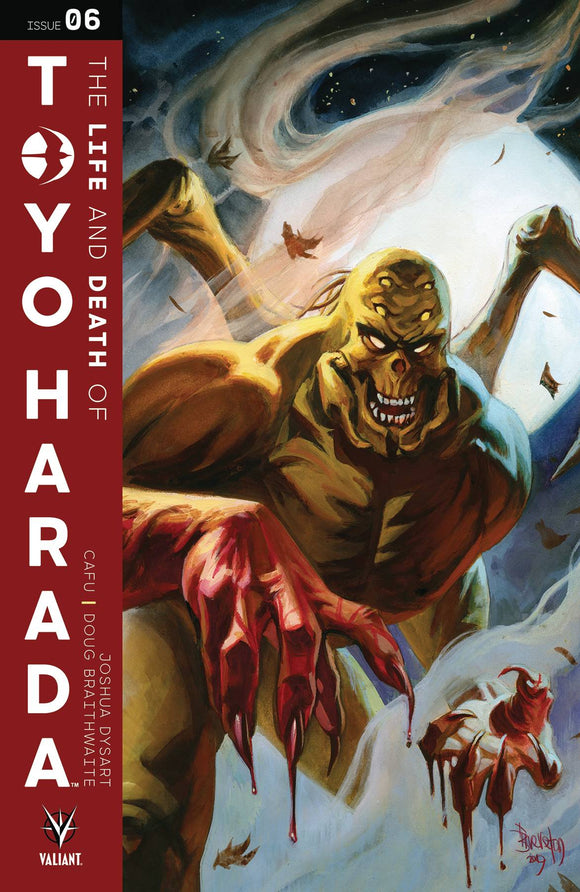 Life and Death of Toyo Harada (2019) #6 (CVR B BRERETON)