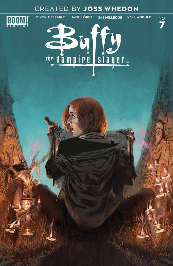 Buffy the Vampire Slayer (2019) #7 (CVR A MAIN ASPINALL)