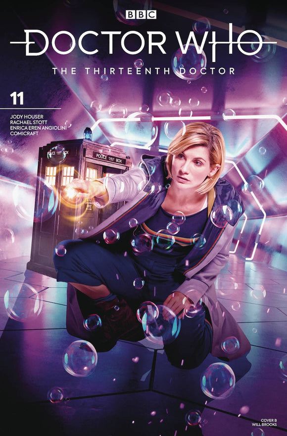 Doctor Who 13th (2018) #11 (CVR B PHOTO)