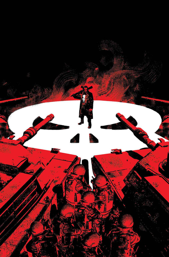 PUNISHER (2018) #14