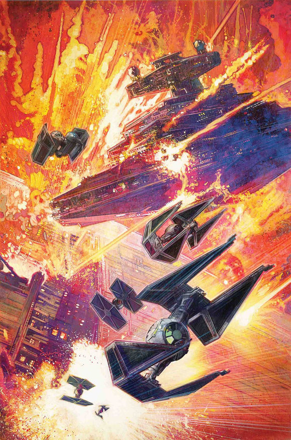 STAR WARS TIE FIGHTER (2019) #5 (OF 5)
